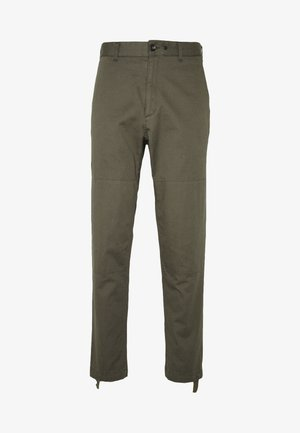 CORBIN TROUSER - Pantalon cargo - army green
