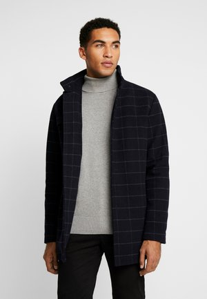 SLHHANNOVER COAT - Cappotto corto - dark navy