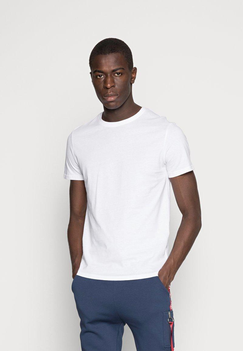 Pier One - T-shirts basic - white
