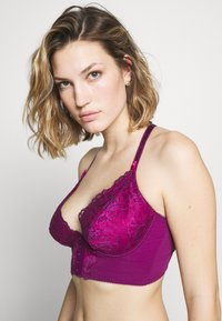 Pour Moi - OPULENCE FRONT FASTENING UNDERWIRED - Underwired bra - purple - 3