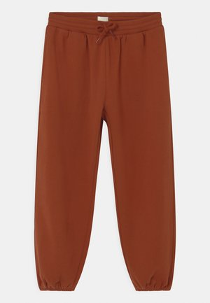 UNISEX - Trousers - brown