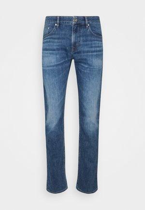 MITCH - Jeans straight leg - turquiose aqua
