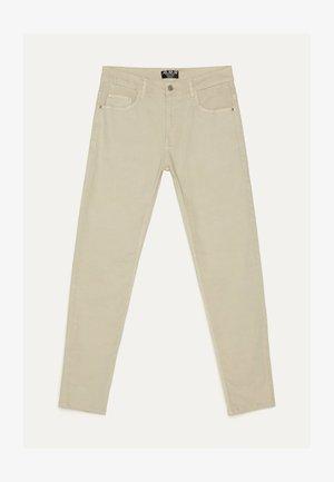 Jeans Skinny Fit - beige