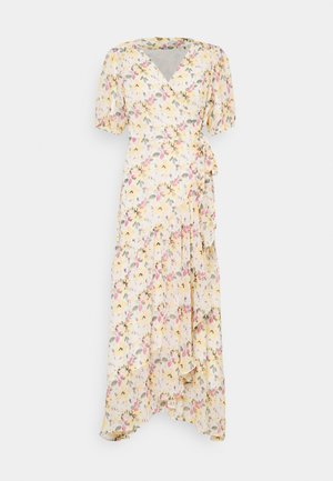 YASNILIMA WRAP DRESS - Day dress - eggnog