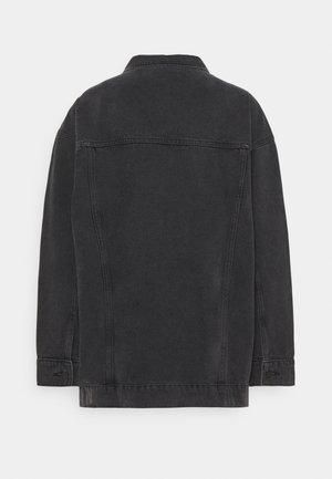 Denim jacket - black dark