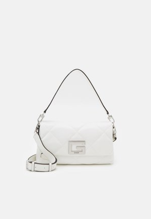 BRIGHTSIDE SHOULDER BAG - Handbag - white
