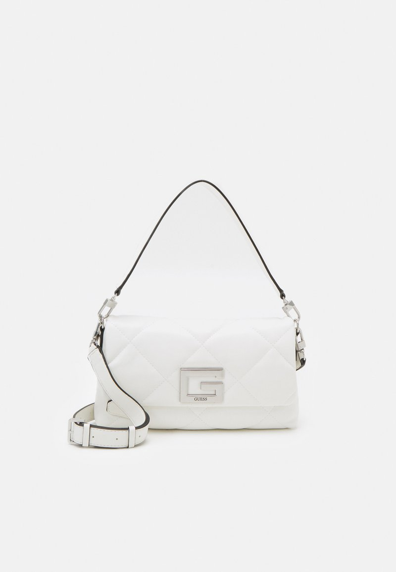 Guess - BRIGHTSIDE SHOULDER BAG - Bolso de mano - white