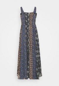 COME TOGETHER - Day dress - black/blue