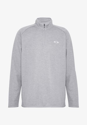RANGE PULLOVER  - Sudadera - fog grey heather