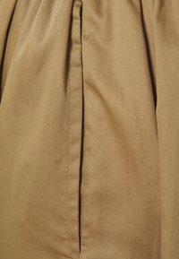 Selected Femme Petite - SLFWANDA MIDI SKIRT - A-line skirt - kelp - 2