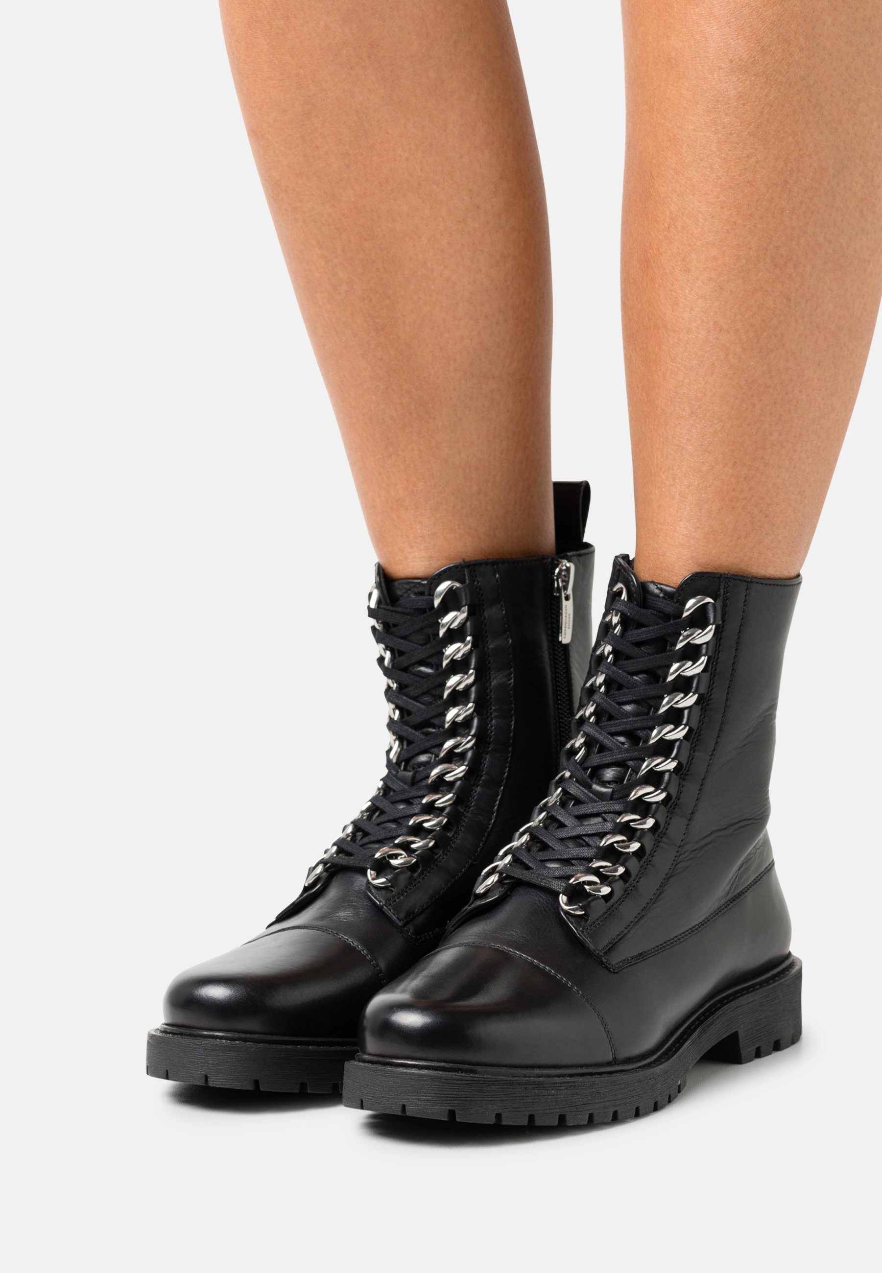 Women ROCK 21 - Lace-up ankle boots