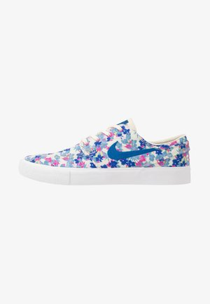 ZOOM JANOSKI UNISEX - Sneakers laag - team royal/fire pink/white
