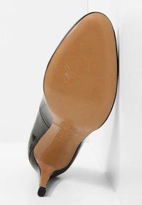 Pura Lopez - High heels - vernice black - 6