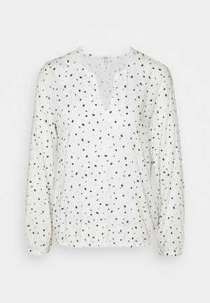 PRINT BLOUSE - Blouse - off white