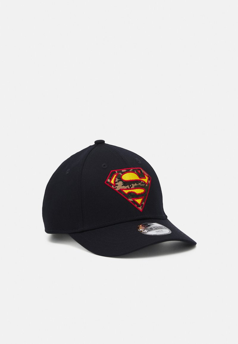 New Era - CHARACTER INFILL FORTY SUPERMAN UNISEX - Cap - navy