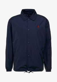 Polo Ralph Lauren - COACHES JACKET - Chaqueta fina - aviator navy - 4