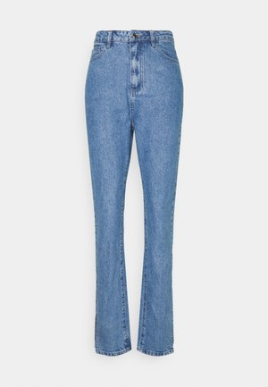 EXTREME SPLIT WRATH - Straight leg jeans - light blue