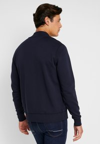 Tommy Hilfiger - FLEX LUXURY ARTWORK BASEBALL ZIP - Zip-up hoodie - blue - 2