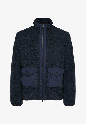 Zip-up sweatshirt - sky captain
