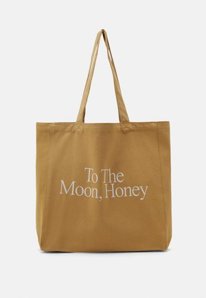 ATHEN - Tote bag - iced coffee