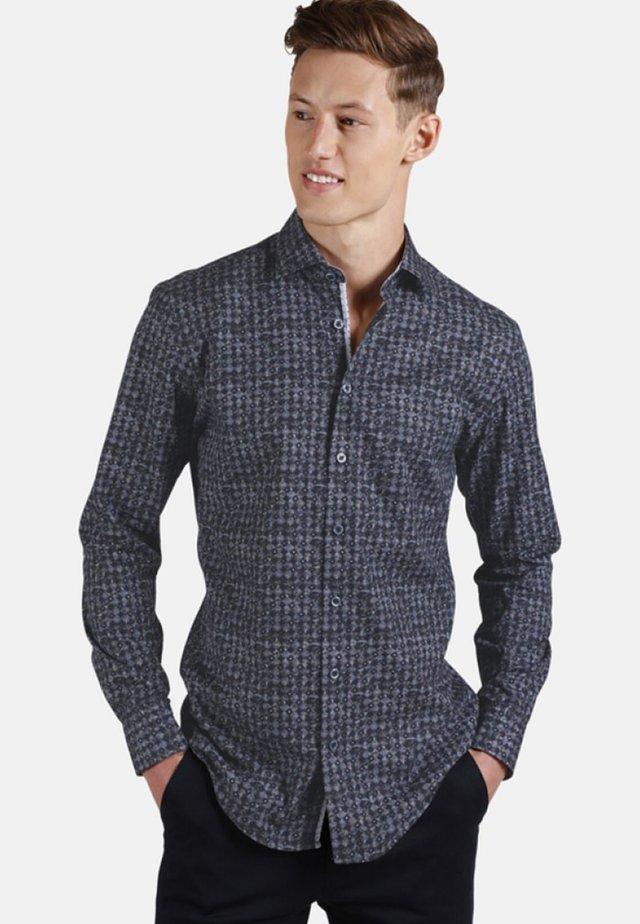 SLIM FIT - Overhemd - dark blue