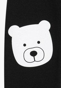 Tobias & The Bear - BABY BEAR PORTRAIT - Leggings - Trousers - black - 4