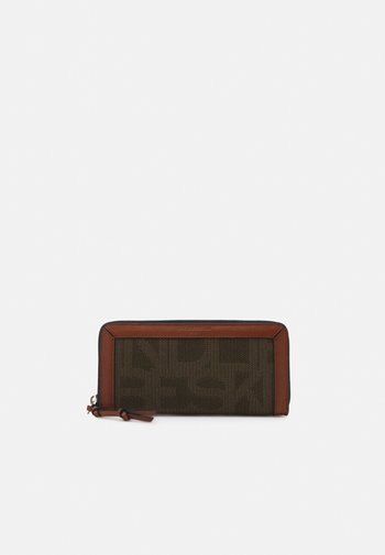GLORIA WALLET LARGE - Wallet - new olive green