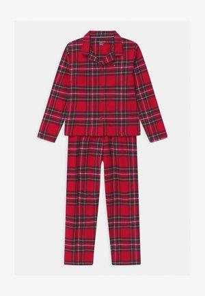 UNISEX - Pyjama set - red