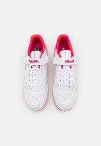adidas Originals - FORUM LOW ORIGINALS PRIMEGREEN SNEAKERS SHOES - Trainers - pink - 5