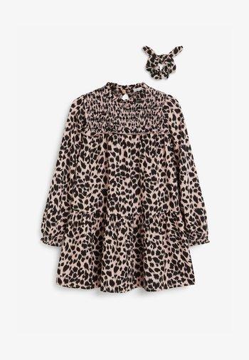SET - Robe d'été - black/light pink