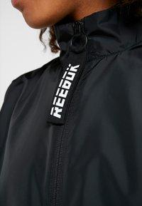 Reebok - JACKET - Treningsjakke - black - 5
