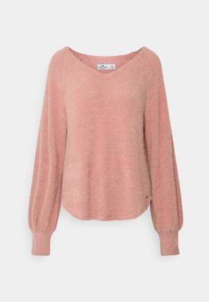 COZY EYELASH EASY - Jumper - pink