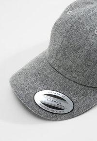Flexfit - LOW PROFILE DAD - Cap - heathergrey - 4