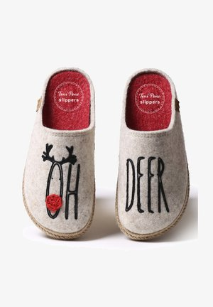 MIRI-EF - Slippers - deer