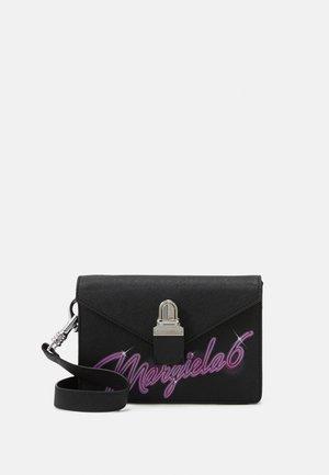 LOGO NEON ON TUC BAG SMALL - Bum bag - black