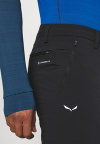 Salewa - PUEZ - Trousers - black - 3