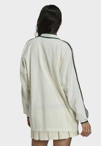 adidas Originals - TENNIS LUXE CARDIGAN ORIGINALS - Chaqueta de punto - off white - 1