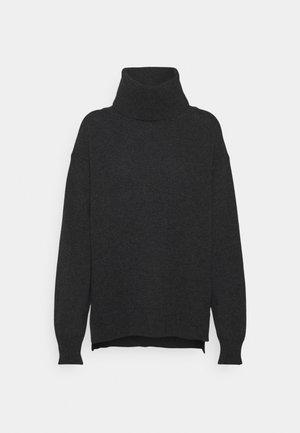 ROLL NECK  - Jumper - dark grey