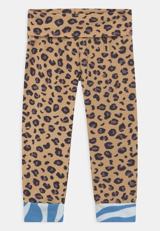 LUCIA LEOPARD UNISEX - Leggingsit - multi-coloured