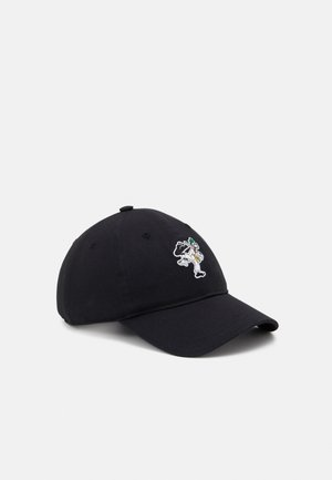GOOFY UNISEX - Caps - black/white