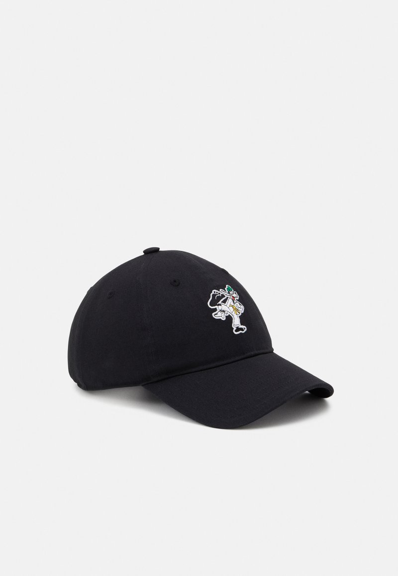 adidas Originals - GOOFY UNISEX - Caps - black/white