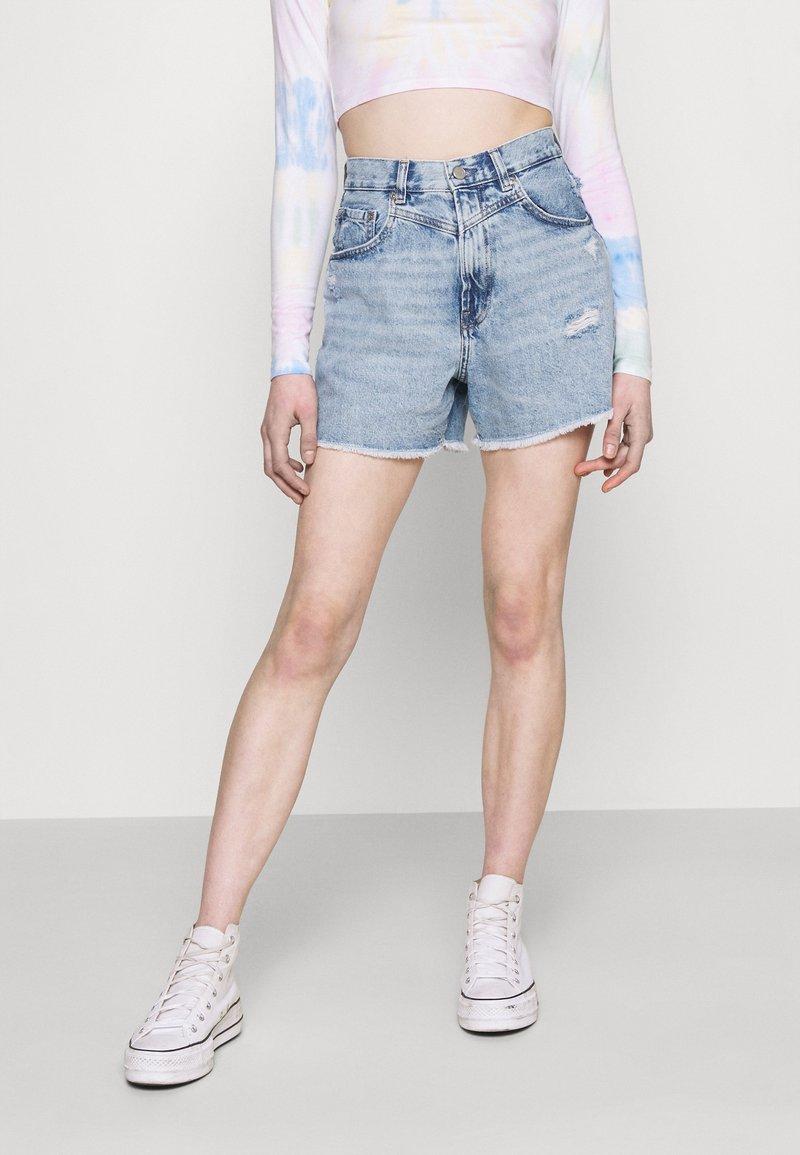 Pepe Jeans - RACHEL  - Short en jean - denim