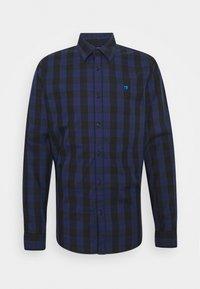 Scotch & Soda - REGULAR FIT- CLASSIC CHECK  - Overhemd - dark blue/black - 3