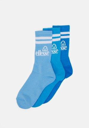PULLO 3 PACK UNISEX - Ponožky - multicoloured