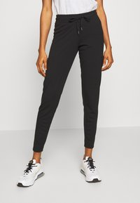 Noisy May - NMSEJLA CASUAL TROUSER - Trousers - black - 0