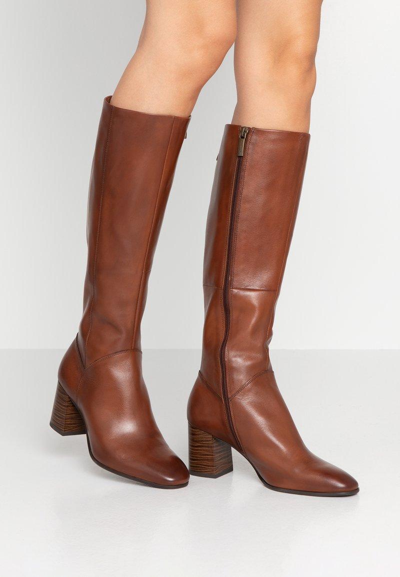Tamaris - Boots - cognac