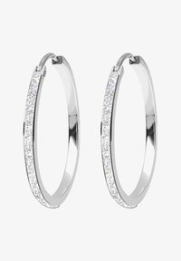 Elli - CREOLEN KLASSISCH  - Oorbellen - silver-coloured - 1