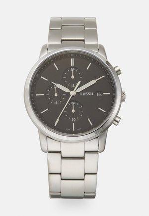 MINIMALIST - Chronograph watch - black