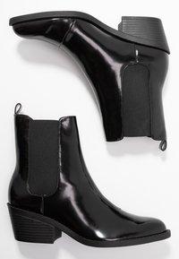Monki - KENDALL BOOT - Bottines - black - 3