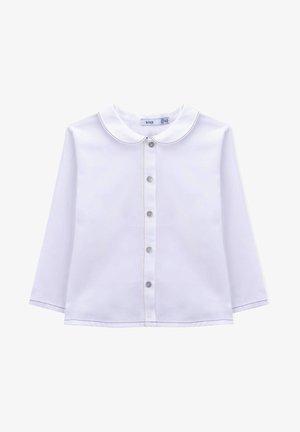 AMAYA  - Button-down blouse - white
